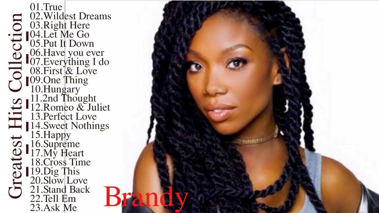 Download Brandy Greatest Hits - Brandy Best Songs