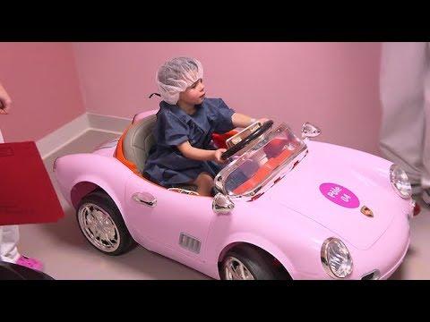 valenciennes les enfants vont au bloc op ratoire en voiture le magazine de la sant youtube. Black Bedroom Furniture Sets. Home Design Ideas