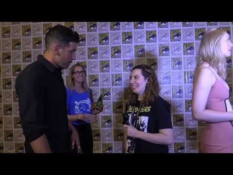 SDCC 2017: Comic Uno Punisher's John Bernthal Interview