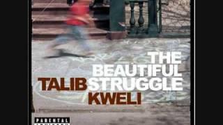 Talib Kweli and John Legend- Around My Way (THE REAL VERSION)