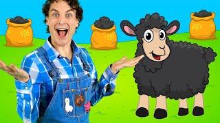 Baa Baa Black Sheep - Nursery Rhymes and Kids Songs