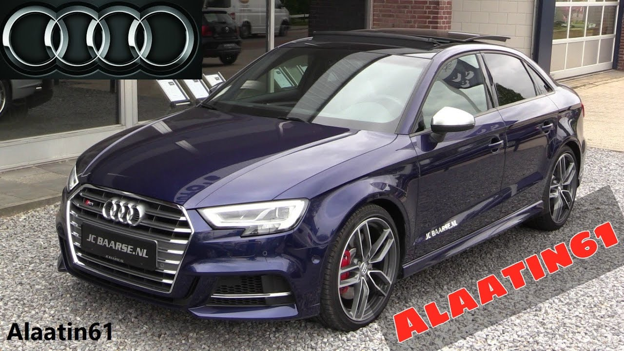 Audi S Sedan New Facelift Start Up In Depth Review Interior - 2018 audi s3