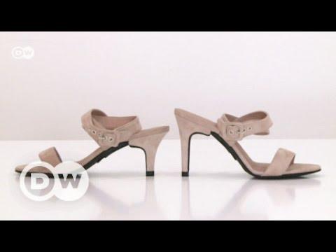 Pimp your pumps – interchangeable heels | DW English
