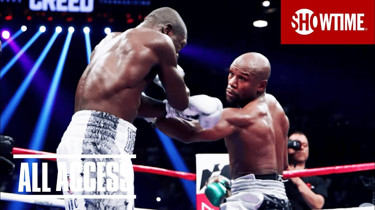 ALL ACCESS: Floyd Mayweather vs. Andre Berto | Epilogue | SHOWTIME ...