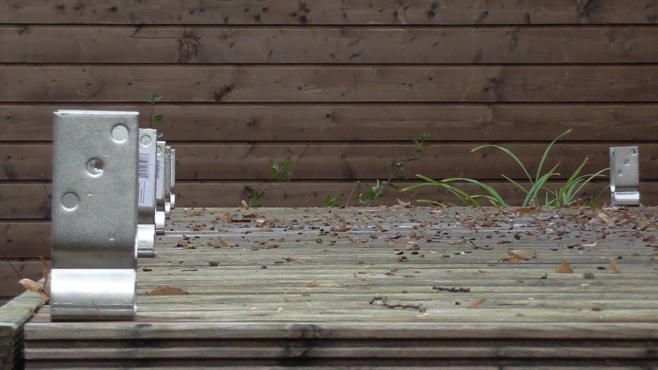 terrassenumrandung aus holz kupfer und edelstahl 2 selber machen das macht spa und spart. Black Bedroom Furniture Sets. Home Design Ideas