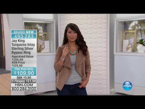HSN | Mine Finds By Jay King Jewelry 08.28.2016 - 01 AM