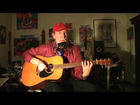 Matt Taylor - Blues to Oz Blues (acoustic)