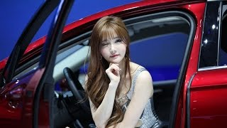 Seoul Motor Show 2015 Race Queen 서울모터쇼 레이싱모델 느낌있는 포즈