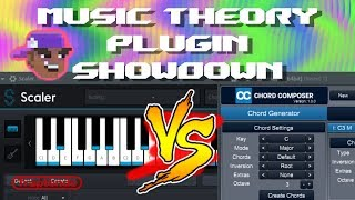 🤔Scaler VST Vs. Chord Composer   Which is The Best Music Theory Plugin?