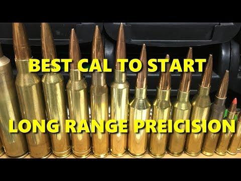 Best Caliber To Start/learn Long Range/precision Rifle Shooting?