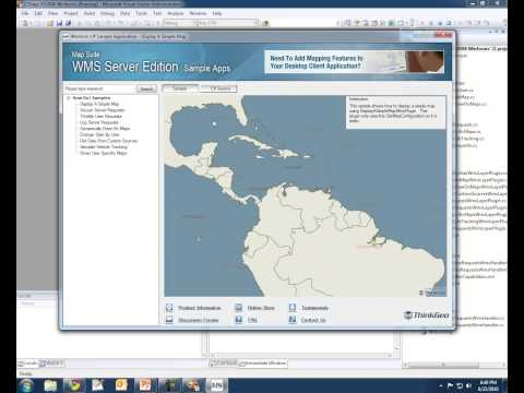 Intro to Map Suite WMS Server Edition