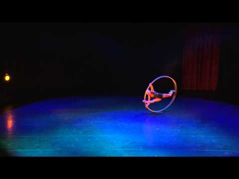 'Fire/ Earth'  - National Centre for Circus Arts BA Hons Devised Pieces 2015