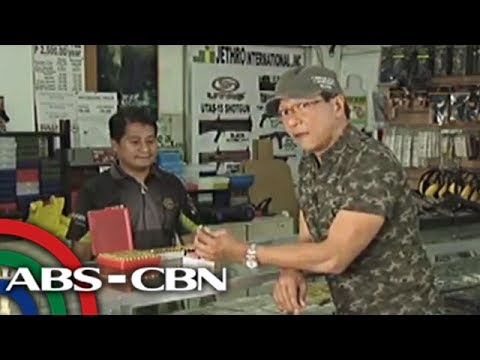 Failon Ngayon: Gun ownership