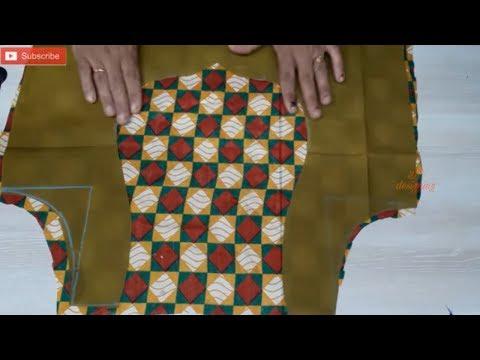 Matka Gala saree blouse design  Matka Gala back neck saree blouse design