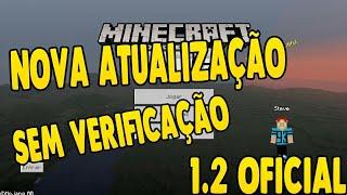 NOVA ATUALIZAÇÃO DO - MINECRAFT PE 1.2 OFICIAL - MINECRAFT POCKET EDITION ( MCPE 1.2 OFICIAL )