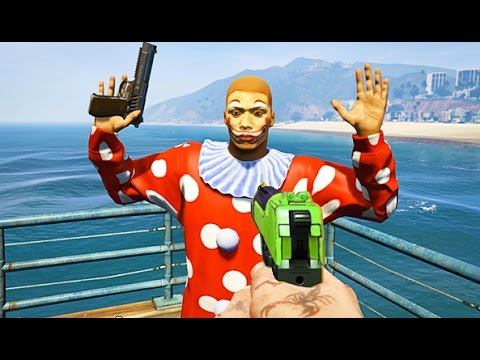 GTA 5 CRAZY Life Compilation #13 (GTA V Fails Funny Moments)