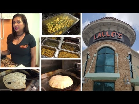 Lallo's Roti Shop Florida - Taste of d Town