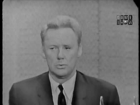 What's My Line? - Van Johnson (Jun 30, 1963)
