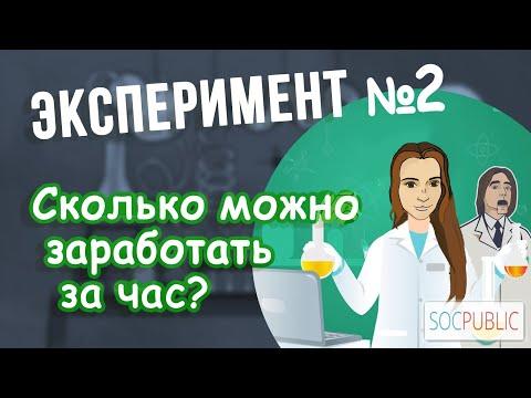 Socpublic. Сколько можно заработать на заданиях за 1 час на Соцпаблик, Сеоспринт и др.