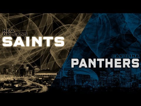 Saints vs Panthers Official Hype Video  (Second Game)