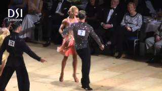 UK Open 2016 - Professional Latin Final - Samba
