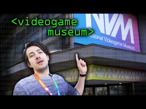 Gaming Museum - Computerphile