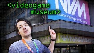 Gaming Museum - Computerphile