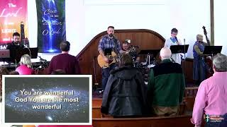 Lisbon Wesleyan Church Livestream - 3/7/21
