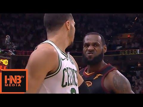 LeBron James On Fire  Cavaliers vs Celtics Game 6
