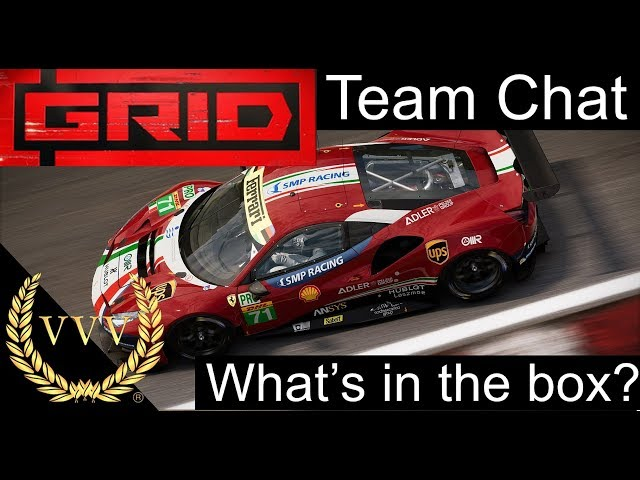 GRID - 2019 What can we expect? Team Chat