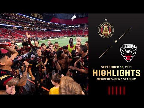 Atlanta United DC United Goals And Highlights