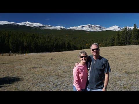 Big Horn Mountain Range