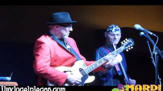 Stacy Mitchhart Band at Cape Mardi Gras Masquerade Party Video Bugged 2