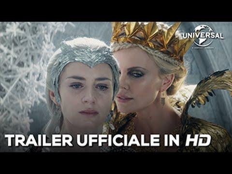 Il Cacciatore E La Regina Di Ghiaccio Trailer Italiano Ufficiale