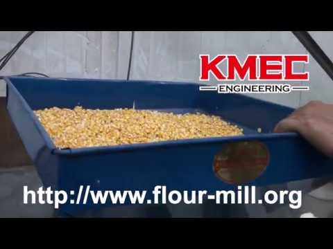 KMEC Is A Famous Manufacturer Of Corn Milling Machinery  In China