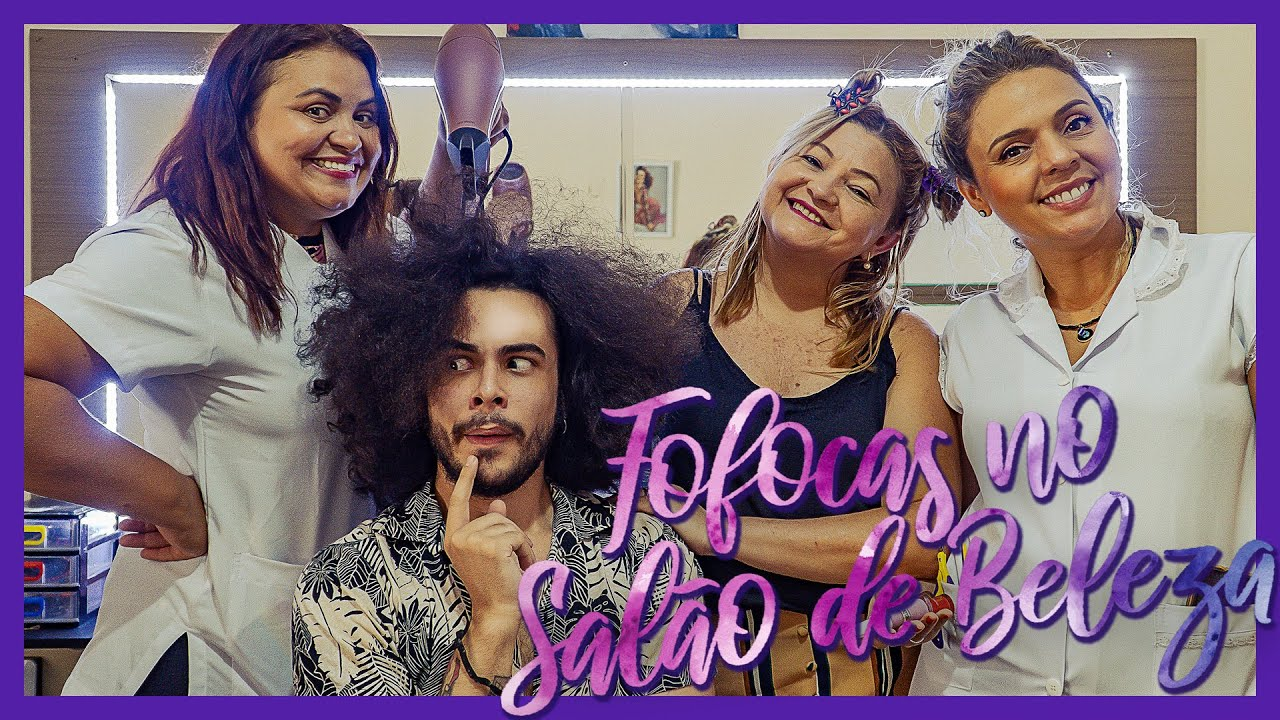 Download FOFOCAS NO SALÃO DE BELEZA!