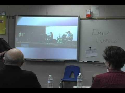 Senior Presentation 2010