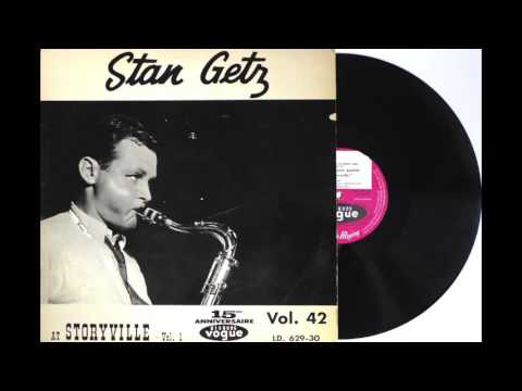 Stan Getz at Storyville, Boston 1951 - Full Album
