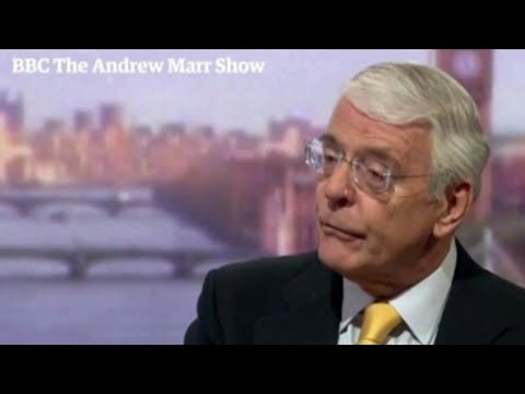 BrExit: Sir John Major, Andrew Marr & The Guardian (ICYMI)