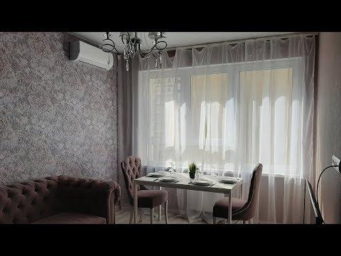 Купить квартиру евродвушку с ремонтом в Новороссийске