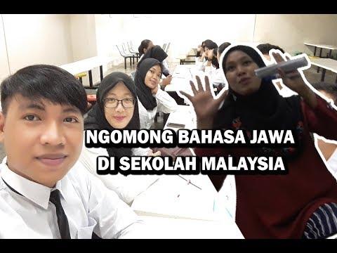 Ngomong Bahasa JAWA di sekolah MALAYSIA!