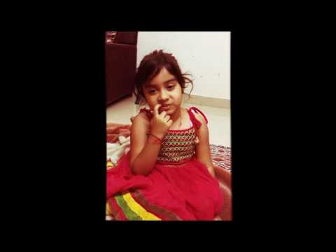 """You are my sun Shine"" Song (Aadya Dhar) ..."