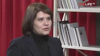 Принцип конкурентной олигархии не ведёт к интенсивному развитию Украины,   Елена Галкина