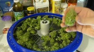 Spin Bowl Leaf Trimmer M-6000S Trim Cannabis Easy