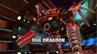 What If - Egg Dragoon Boss with Big Arms Music