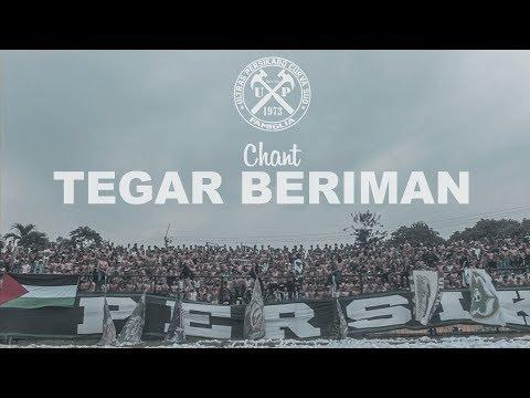 Ultras Persikabo Curva Sud   Chant Tegar Beriman