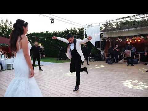 GELİN DAMAT ZEYBEK DÜĞÜN GİRİŞİ - WEDDING ZEYBEK TURKISH DANCE - EFELER