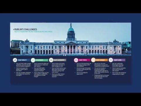 Collaboration model of Smart Dublin