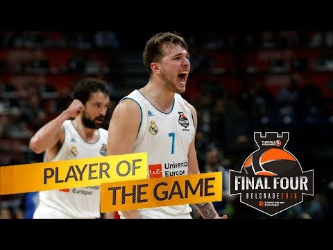 Luka Doncic PLAYER OF THE GAME vs CSKA Full Highlights + Postgame Interview