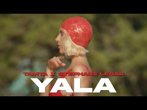 Смотреть клип Tamta X Stephane Legar - Yala